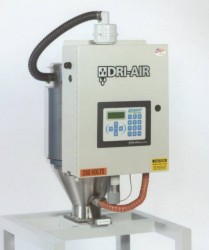 Compressed air Hopper Mount Dryer